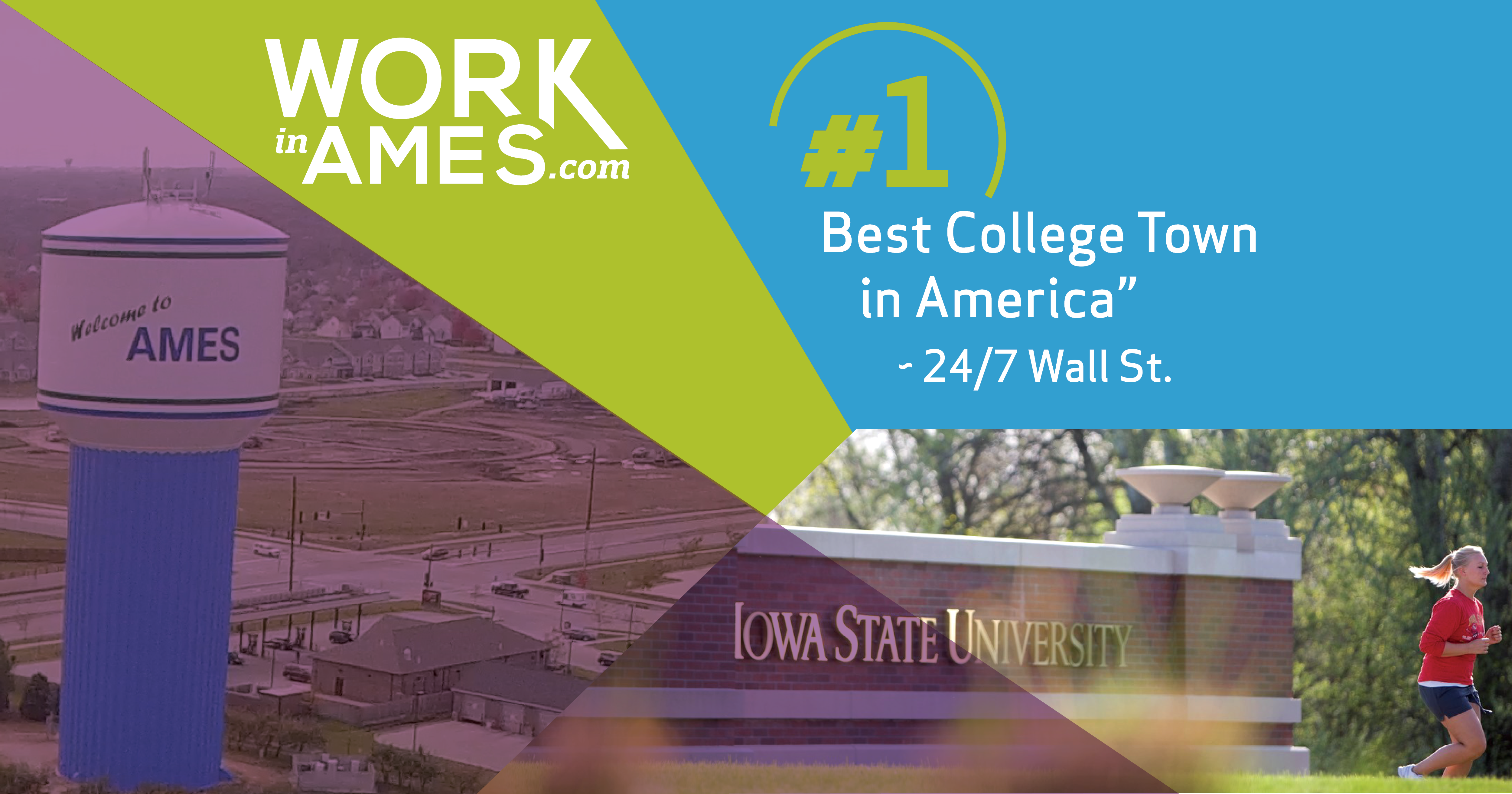 View post titled Ames Named Best College Town in America